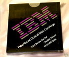 "IBM 09G7344 1.3GB Rewritable Opitcal Disk Cartridge. 1024Bytes/Sector. 5 1/2"". New in retail package. Double Sided. 1309 MB/Disk."