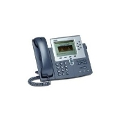 Cisco CP-7960 IP Phone. Refurbished. 6 Lines. VOIP.