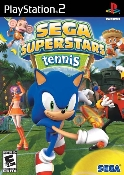 PlayStation 2. Sega Superstars Tennis. DVD ROM for PC. UPC: 010086631203. SEGA Superstars Tennis features classic SEGA characters