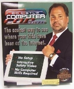 The Internet Can be Dangerous to Your Kids. With Bo Dietl's Computer Cop Deluxe, you just drop the CD into your computer and you can instantly check to see if your child has been exposed to inappropriate information on the Internet.