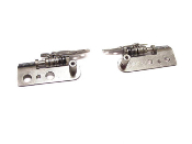 "Dell Inspiron 1525 Hinge Left and Right. New. 15.4"". RU676 TY061 TY051 TY053 KY324"
