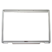 Dell Inspiron 1525 1526 Front Lcd Bezel Model: XT984. XT 984. New. Without Web Cam Hole. Silver.