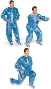 Everlast EX2456ML Deluxe Sauna Suit, New. Medium/Large. Everlast Deluxe Sauna Suit Features: Burns more calories, Boosts workout benefits, Enhances aerobic conditioning, MD/LG. UPC: 654602224564.