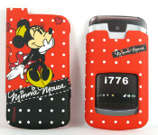 Disney Shield Protector Case for Nextel Motorola i776, Mickey Gray ECDMOTI776M52. 842797013937.