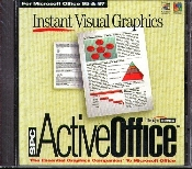 SPC ActiveOffice Instant Visual Graphics. New. For Microsoft Office 95 and 97. Model: 14-070-10J.