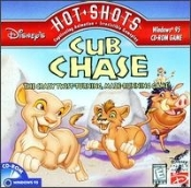 Disney Hot Shots Cub Chase. New. CD-ROM. 1573501859. 1-57350-185-9. 712725001254.