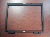 "Dell 542EK 15"" Front LCD Bezel 8000, 8100, 8200. Refurbished. Pulled from a working laptop."