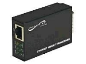 Transition Networks E-TBT-MC02 Ethernet 10BASE-T Transceiver. New. 1xRJ-45 10Base-T , 1xDB-15 10Base-5.