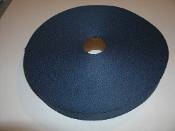 "Nylon Webbing 1"" X 200' Roll. New. Slate Color."