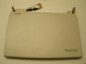 Toshiba 47U100499 Tecra T4600C Back LCD Lid with Cable and Hinges. Refurbished.