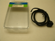 Philmore NO. 70-6424 Fan Power Cord. New. 90 Degree Angle.