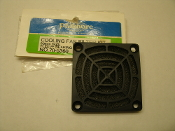 "Philmore 70-5360 Cooling Fan Filter Kit. 60mm. New. 2 3/8"" X 2 3/8"". Works great for computers in dusty rooms and dirty work shops."