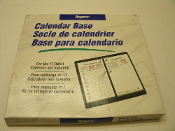 Rogers Calender Base for No.17 Refill. With clips. Calender not included UPC: 018421511203. 601012