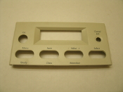 HP C4214-40029 Control Panel Overlay. English. New. HP LaserJet 8100 and 8150 Series. C421440029.