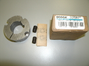 "Dodge 117084 Taper-Lock Bushing. New. 1610 X 1 7/8"" KW. 175 LB-IN. 782475509003."