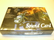 Crystal A-4280 4 Channel PCI Sound Card. CS4280. New. Sound Blaster Pro. Full Duplex. Plug N Play.
