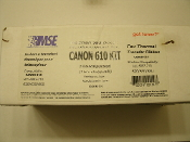 Canon H11-6083-210 Fax Thermal Transfer Ribbon Film Kit. New. 09-06-61114. Canon 610, Canon 620, Canon 630, Canon 850. 683014090146.