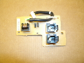 Canon FH1-3444 RJ-11 Board. 2 Ports. Refurbished. OEM. 30 421 20 1. Pulled from a working printer.