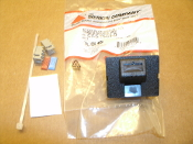 Siemon CT-5-T4-01-D. 1 Port. CT Coupler. CAT5. T568A with Door. Black. New in retail package. 01 54-414. UOC: 700416015109. CT5T401D.