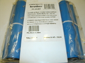 Brother PC-202RF Fax Refill Rolls. New. Compatible. 2 Rolls. 130 Meters, 425 Feet. 690228160244. FAX-1010, 1020, 1025, 1030, 1170, 1270, 1270e, 1570MC, MFC-1770, 1780, 1870MC, 1970MC.
