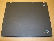 IBM Lenovo 42W9999 ThinkPad X61, X61s T61 LCD Back Bezel Cover. Refurbished.