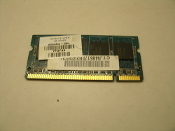 HP 512MB PC2-5300 DDR2-667MHz non-ECC Unbuffered. Ramaxel. NZ1007080060004426, RMN1150EG38D6F. CL5 200-Pin SODIMM Memory Module Mfr P/N: 446494-001.