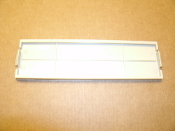"Enlight 3631000104 5.25"" Ivory Bay Cover. Refurbished. 5 1/4"" Bay Door Cover."
