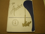The Anchor. Recruit Training Command. Command 130 Yearbook. Used. Company 88-130. I think it's 1982.