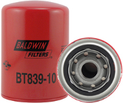 Baldwin Hydraulic Spin-on Filter. BT-839-10. BT839-10. New. Can be used with OB1317, OB1318, OB1319, OB1320 bases. Fits: Bobcat, 791440009196