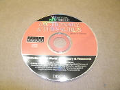 Webster's New World Dictionary and Thesaurus CD. 4th Addition. CS-338-A. 2003. Non-Retail. Topics Entertainment. Used.