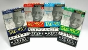 Tae Bo. The Ultimate Total Body. Used. 4 VHS Tape Set. Git Fit, Lose Weight, Have Fun, Be Strong. For Men and Women. 664221227433.