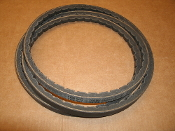 "Dayco Power-Wedge 3VX630. Cog Belt. Dodge Belt. AL271-0630. New. Chek-mate. 3501-180. Oil-Heat Resistant, 3/8"" X 63"". 4011980529. Static Dissiparting."