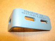 502-35298-03 L Bracket. New. Blue. 502.352 98.-03. MFR7J869. MFR 7J869. 4/05/07.