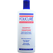 Folicure For Fuller, Thicker Hair. New. 8 OZ. 670321. UPC: 015228123479. Adds Body and Fullness and Shine. Oil Free Formula For Clean Conditioning.