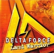 Delta Force. 9789-1500. Land Warrior. Used. Novalogic, The Art of War. Up to 50 Players Per Areana. T for Teen. 5030930036614