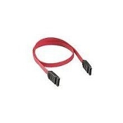 "HP 5188-5471 SATA Red Hard Drive Cable. 12"". 350901J00-GW4-G. YCW-11714. Refurbished. Pulled from a working desktop."