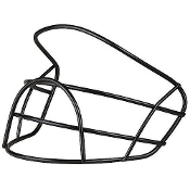 Wilson WTA3159 Batting Helmet Facemask. New. Basebal/Softball. Meets NOCSAE Standards. 883813209019. Facemask Fits On: All Wilson Helmets WTA5320, WTA5450, WTA5420. Retail Package.