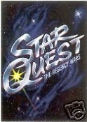 Star Quest. 91000. The Regency Wars. 034517911009. New. Retail Package. 1995. White Buffalo Games. 53 Game Card Starter Deck. Premier Edition.