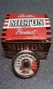 Milton 638-7. 0-160 PSI Gauge. 1/8-27 NPT. New. 030937301550. 60639. Do Not Exceed 160 PSI.