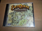 EverQuest Gates of Discord. PC. Used. 8145GDCD1. SOE. T for Teen. 8145GDFBL1.