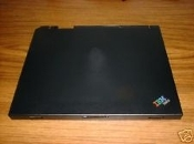 "IBM Lenovo Thinkpad Back LCD Cover 14.1"" XGA LCD Back Cover. ThinkPad A31 2652, ThinkPad A31 2653. Refurbished. The left hinge is included."