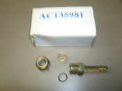Omega Environmental Technologies AC135981 Valve. New. 4 Pieces.