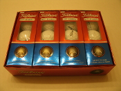 Titleist 0849484303548. DT Carry Golf Balls. New. 4 Boxes of 084984303555.