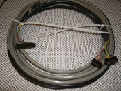 Cablcon 242887-1 Cable Assembly. T0864-0000-025. New. 1AB314800001. Quad Electronics.