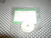 Kyocera Mita Gear Developing Unit 36. New. Gear 36, Developing Unit. White. 73914170.