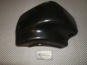 Subaru 757744380 Bumber SD.R RH. End Cap. 84.8 0712. New. Black. OEM.
