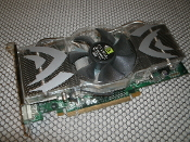 NVIDIA EV163AV. Quadro FX 4500 PCI-Express 512MB DDR3 Graphics Card. 16X. FX4500. Refurbished. Two DVI Ports.