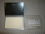 Sanford 95100 Micro Cellular Foam Stamp Pad. New. Uninked. 071641951006. No: 1. 30071641951007. 2316.