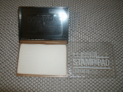 Sanford Cloth Stamp Pad. 95150. New. 7164195150. 30071641951502. No. 1. Uninked. Re-inkable. 071641951501.