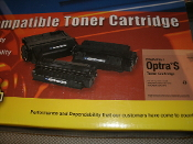 Lexmark Optra S Compatible Black Toner Cartridge. New. 1250/1255/1620/1625/1650/1855/2420/2450/4059.